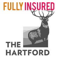 Insured with The Heartford