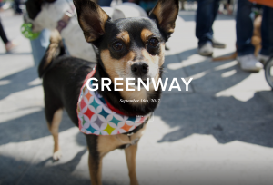 Greenway Event September 2017 - Photos by Andrew Prince
