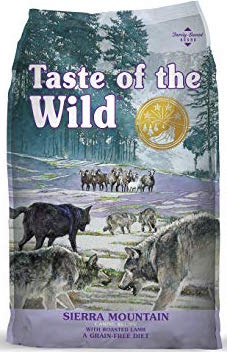 Tast of the Wild Sierra Mountain Dog Food