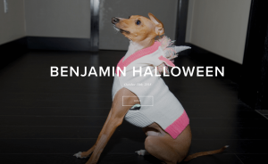 Benjamin Halloween Event Photos
